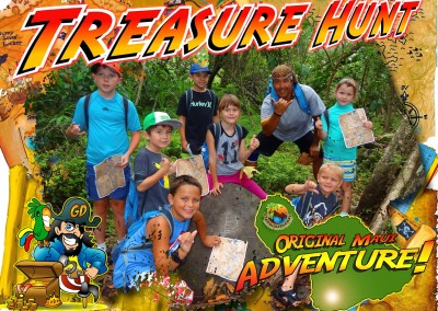 Treasure Hunt Adventure