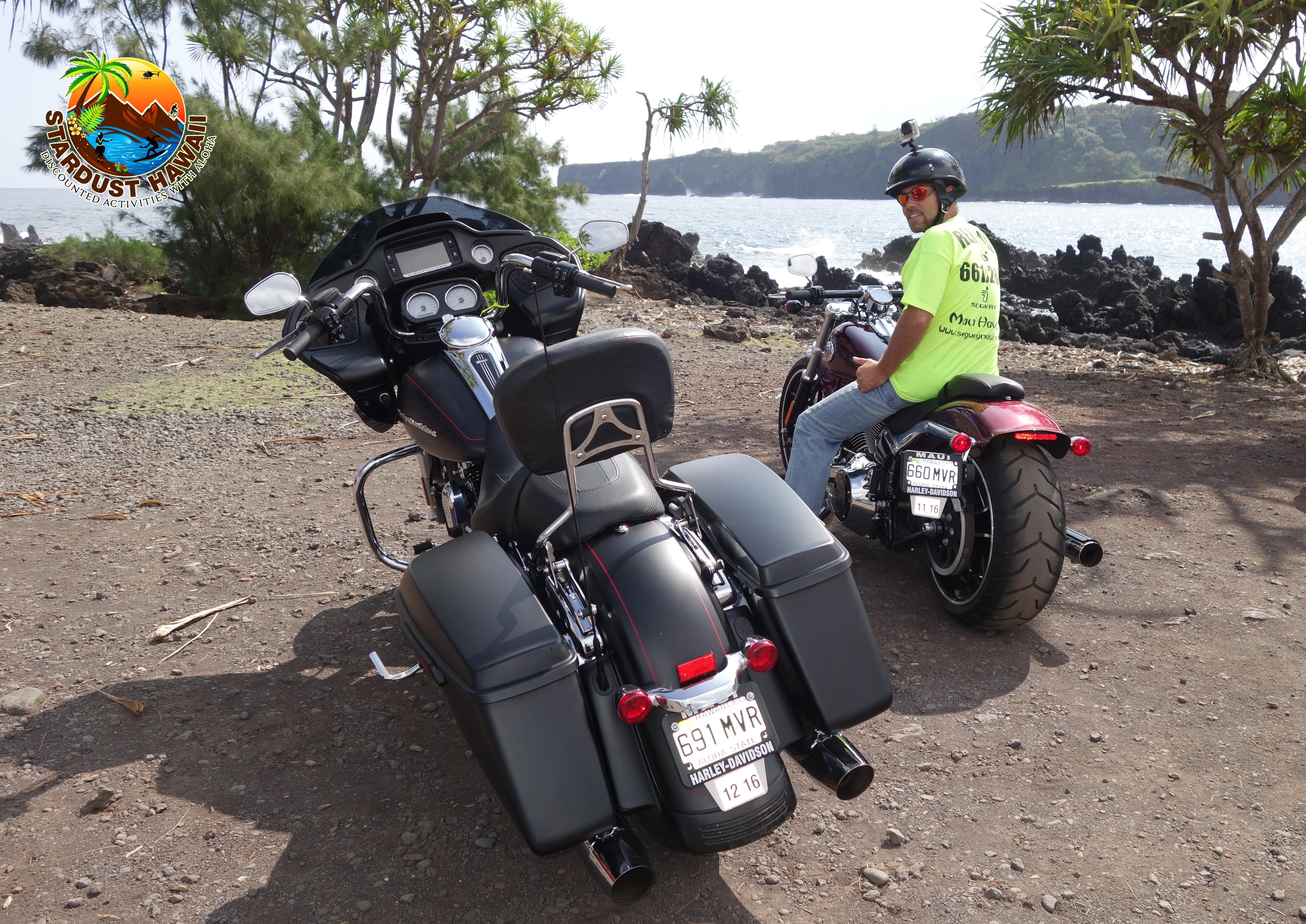 610281e7ef1f Motorcycle Tour to Hana | Maui Vacation Saver