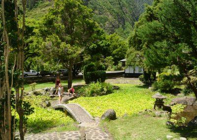 Kepaniwai garden limousine tour Stardust Hawaii web